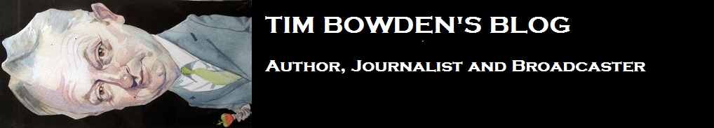 Tim Bowden's blog