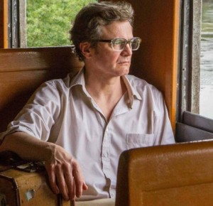 Colin Firth as Eric Lomax in the 2014 film version of The Railway Man (Photo: qt.com.au)