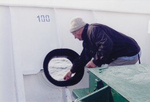 Some of Father's ashes reach Antarctica